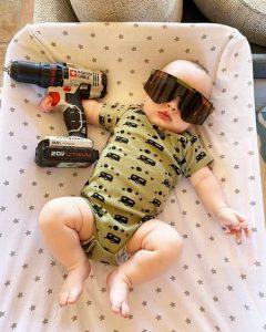 Baby Pit Viper Sunglasses